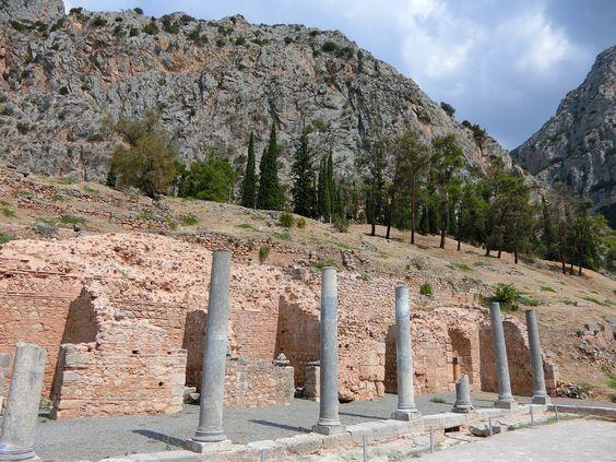 Delphi (Δελφοί)